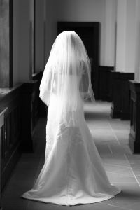 Abstract Bride