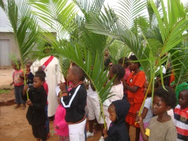 Palm Sunday: Church of the Good Shepherd