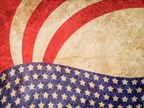 American Flag ID-10047802