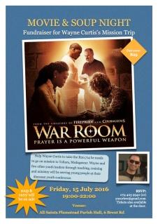 Movie Night Fundraiser copy